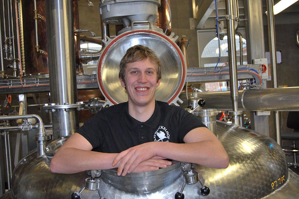 Corwin Coosemans - Brouwerij Craywinckelhof