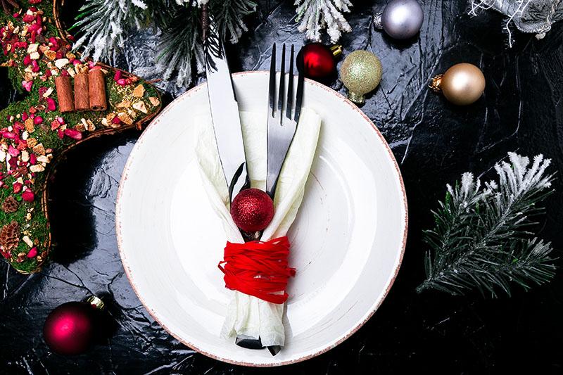 Kerstlunch op reservatie
