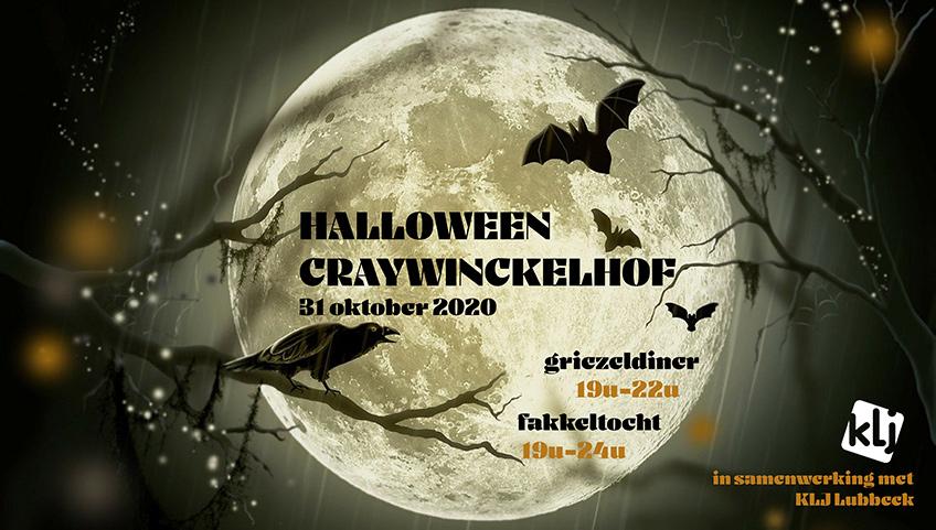 Halloween @ Craywinckelhof – GEANNULEERD